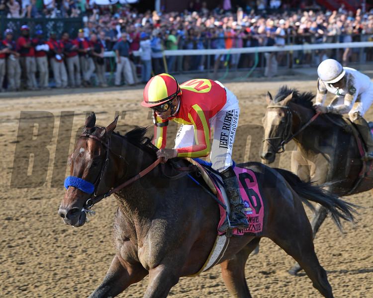 McKinzie wins the 2019 Whitney Stakes at Saratoga <br /> Coglianese Photos/Chelsea Durand