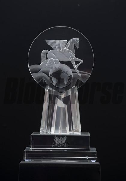 Pegasus Trophy<br /> Joe DiOrio Photo