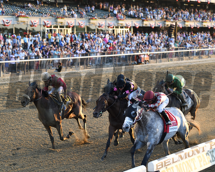 Marconi wins the 2019 Woodford Reserve Brooklyn Invitational Stakes<br /> Coglianese Photos/Viola Jasko