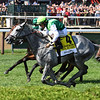 Significant Form wins the 2019 Ballston Spa Stakes at Saratoga<br /> Coglianese Photos/Joe Labozzetta
