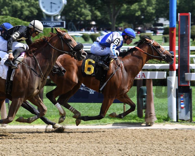 Vast - Maiden Win, Saratoga, July 12, 2019<br /> Coglianese Photos