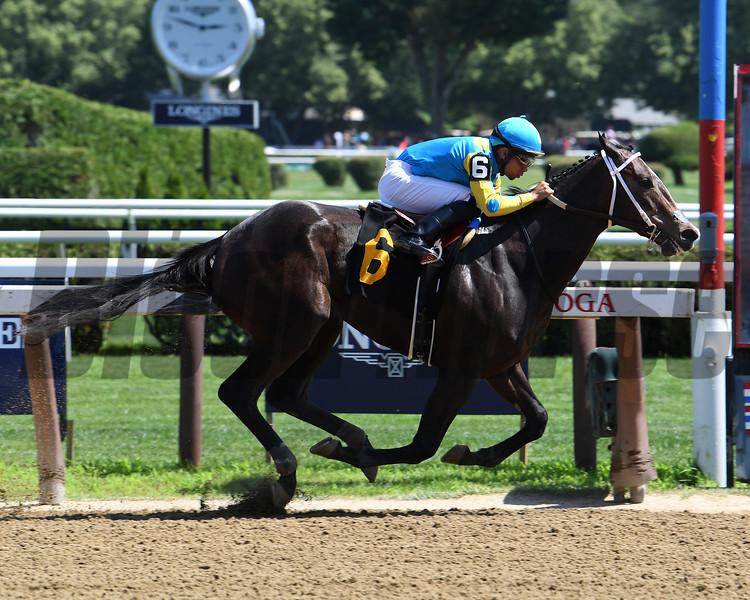 Zyramid - Maiden Win, Saratoga, July 13, 2019<br /> Coglianese Photos