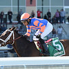 Always Shopping wins the 2019 Gazelle Stakes at Aqueduct<br /> Coglianese Photos/Elsa Lorieul