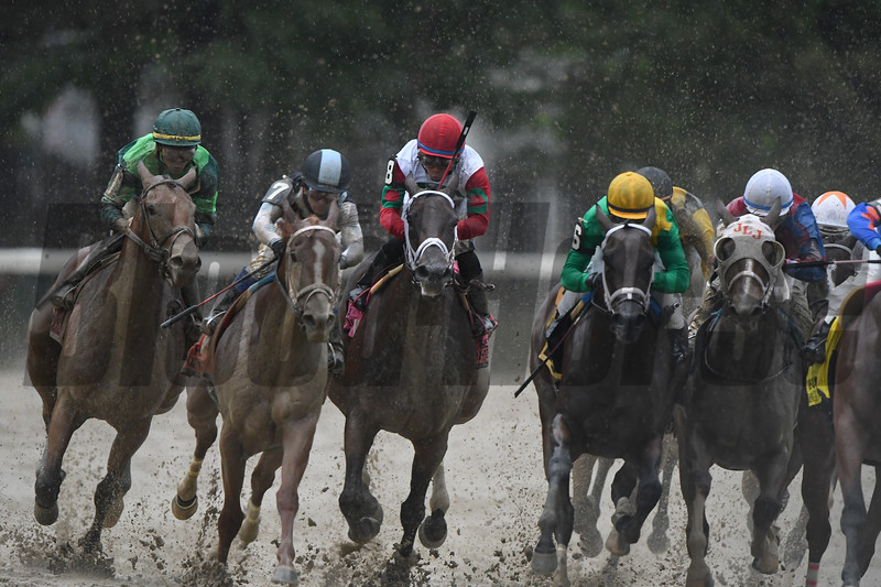 Dunbar Road wins the 2019 Alabama Stakes at Saratoga<br /> Coglianese Photos