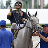 Take Command wins the 2019 Carry Back Stakes at Gulfstream Park<br /> Coglianese Photos/Ryan Thompson