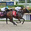 Itsmyluckycharm wins the 2019 Azalea Stakes at Gulfstream Park<br /> Coglianese Photos/Lauren King