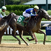 Royal Charlotte wins the 2019 Prioress Stakes at Saratoga<br /> Coglianese Photos