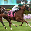 Channel Maker wins the 2019 Man o' War Stakes<br /> Coglianese Photos