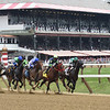 1st race of the 2019 Saratoga Season<br /> Won by Armament (#2)     <br /> Coglianese Photos