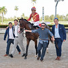 Graceful Kitten wins the 2019 Proud Man Stakes at Gulfstream Park<br /> Coglianese Photos/Lauren King