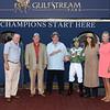 Lenzi's Lucky Lady wins the 2019 FTBOA Florida Sire Desert Vixen Stakes<br /> Coglianese Photos/Lauren King