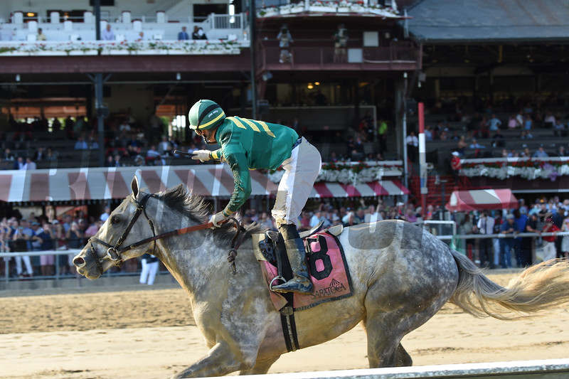 Highest Honors wins the 2019 Curlin Stakes<br /> Coglianese Photos/Chelsea Durand