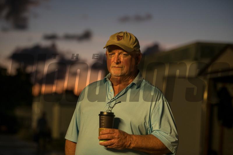 Butch Reid   @ Gulfstream Park   Jan 19 2019<br />       ©JoeDiOrio/Winningimages.biz