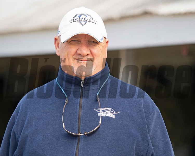 Kenny McPeek<br /> Morning sales and racing scenes at Keeneland in Lexington, Ky., on April 4, 2019