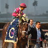 City of Light wins the 2019 Pegasus World Cup at Gulfstream Park<br /> Coglianese Photos/Meg Griffin