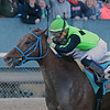 Rated R Superstar with Walter De La Cruz Essex Handicap Oaklawn Park Chad B. Harmon