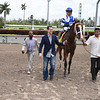 Prince Lucky wins the 2019 Gulfstream Park Mile<br /> Coglianese Photos