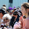 Fans at Oaklawn Park on March 16, 2019 Photo By: Chad B. Harmon