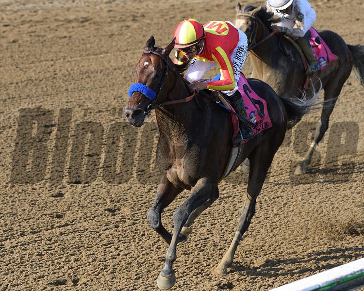 McKinzie wins the 2019 Whitney Stakes at Saratoga <br /> Coglianese Photos/Annette Jasko