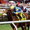 Belle of the Spa wins the 2019 Yaddo Stakes at Saratoga<br /> Coglianese Photos/Chelsea Durand