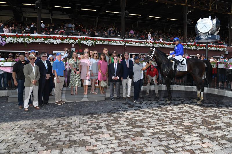 Lucullan wins the 2019 Fasig-Tipton Lure Stakes at Saratoga<br /> Coglianese Photos