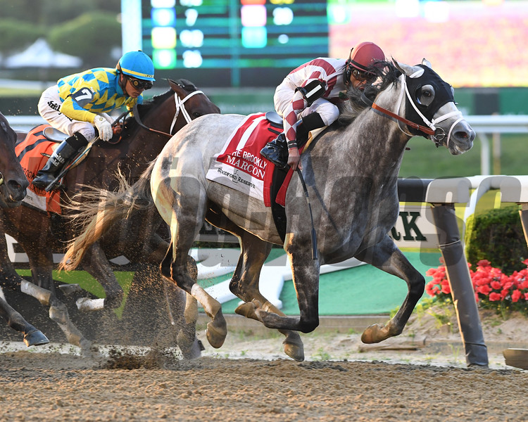 Marconi  wins the 2019 Woodford Reserve Brooklyn Invitational Stakes<br /> Coglianese Photos