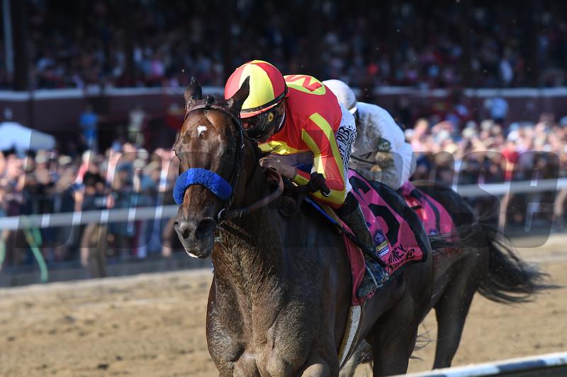 McKinzie wins the 2019 Whitney Stakes at Saratoga<br /> Coglianese Photos/Elsa Lorieul
