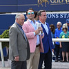 Champagne Anyone wins the 2019 Gulfstream Park Oaks<br /> Coglianese Photos/Lauren King