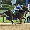 Royal Charlotte wins the 2019 Prioress Stakes at Saratoga<br /> Coglianese Photos/Chris Rahayel