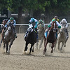 Promises Fulfilled wins the 2019 John A. Nerud Stakes at Belmont Park<br /> Coglianese Photos/Robert Mauhar