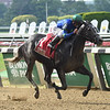 Royal Charlotte wins the 2019 Victory Ride at Belmont Park<br /> Coglianese Photos
