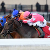 Tax wins the 2019 Withers Stakes at Aqueduct.<br /> Coglianese Photos/Annette Jasko