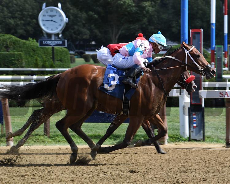 Lotta Ott - Maiden Win, Saratoga, August 11, 2019<br /> Coglianese Photos
