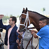 Prince Lucky wins the 2019 Hal's Hope Stakes at Gulfstream Park<br /> Coglianese Photos/Lauren King