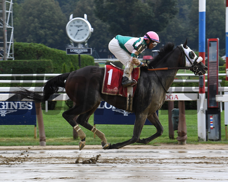 Highest Honors wins the 2019 Curlin Stakes at Saratoga<br /> Coglianese Photos