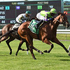 Seek and Destroy wins the 2019 Soaring Softly Stakes at Belmont Park<br /> Coglianese Photos