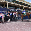 Champagne Anyone wins the 2019 Gulfstream Park Oaks<br /> Coglianese Photos