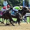 Mind Control wins the 2019 H. Allen Jerkens Stakes at Saratoga<br /> Coglianese Photos/Chris Rahayel