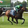 Demarchelier wins the 2019 Pennine Ridge Stakes at Belmont Park<br /> Coglianese Photos/Janet Garaguso