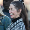Former Jockey Barbara Jo Rubin was honored with a race named for her Saturday, April 6, 2019 at Aqueduct. Photo: Skip Dickstein