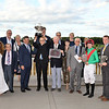 Spanish Mission wins the 2019 Jockey Club Derby Invitational                          <br /> Coglianese Photos