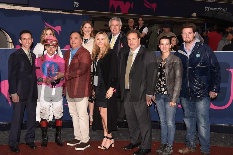 Zulu Alpha wins the 2019 W. L. McKnight Stakes at Gulfstream Park<br /> Coglianese Photos