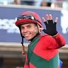Emisael Jaramillo - 5 wins at Gulfstream Park, July 4, 2019<br /> Coglianese Photos/Ryan Thompson