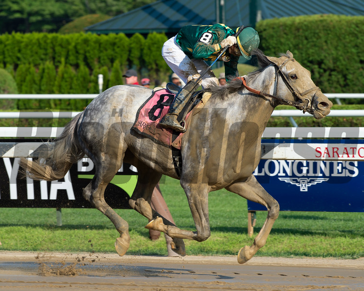 Highest Honors wins the 2019 Curlin Stakes<br /> Coglianese Photos