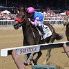 Come Dancing wins the 2019 Ballerina at Saratoga<br /> Coglianese Photos/Joe Labozzetta