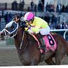 World of Trouble wins the 2019 Carter Handicap at Aqueduct<br /> Coglianese Photos/Chelsea Durand