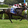 Another Miracle wins the 2019 Skidmore Stakes at Saratoga<br /> Coglianese Photos