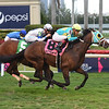 Hembree wins the 2019 El Prado Stakes at Gulfstream Park<br /> Coglianese Photos/Leslie Martin