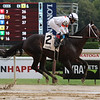 Yaupon wins the 2020 Amsterdam Stakes at Saratoga<br /> Coglianese Photos/Janet Garaguso