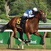 Newly Minted wins the 2020 Union Avenue Stakes at Saratoga<br /> Coglianese Photos
